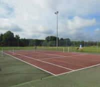 Idée de Sortie Thenon Terrain de tennis