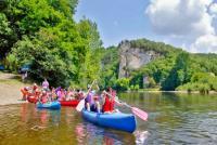 Idée de Sortie Groléjac Canoës Azur - Camping de la Bouysse