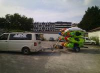 Idée de Sortie Gelos Abys Kayak