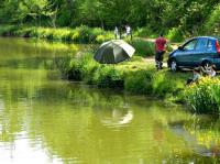 Idée de Sortie Villeneuve de Marsan Etang de pêche de La Gaube