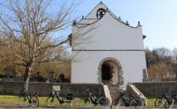 Idée de Sortie Cambo les Bains Balade culturelle : les villages à vélo électrique