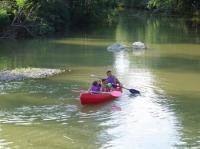 Idée de Sortie Amou Location balade en canoë kayak sur le Luy