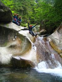 Idée de Sortie Laruns Étienne Toutan - Accompagnateur montagne - Moniteur escalade et canyon