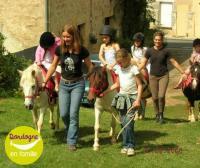 Idée de Sortie Sainte Foy de Belvès Centre équestre Au bos cheval rouge