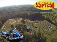 Idée de Sortie Sainte Marie de Chignac Garden Karting