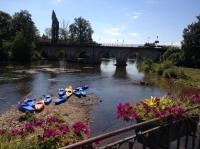 Idée de Sortie Montrem Canoë-Kayak à Saint-Astier