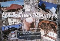 Idée de Sortie Val de Bride VISITE GUIDÉE DU SITE HISTORIQUE DES SALINES ROYALES