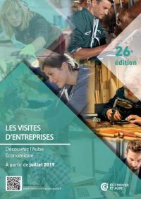 Idée de Sortie Courteranges Les Visites d'entreprises 2019 - Didier Barbe Entreprise