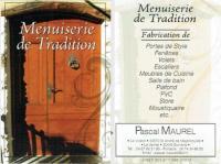 Idée de Sortie Gard Menuiserie de Tradition