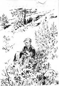 Idée de Sortie Saint Pierre Toirac Chemins en BD - Journée découverte sur le GR65