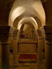 Idée de Sortie Duravel Journées Européennes du Patrimoine: Visite Libre de l'Eglise et de sa Crypte