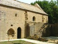 Idée de Sortie Allas les Mines Visite guidée: Eglise de Redon Espic (Castels), les secrets de l'église et de la forêt