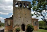 Idée de Sortie Meyrals Circuit des églises romanes