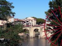 Idée de Sortie Lot et Garonne Villeneuve-sur-Lot Bastide fluviale