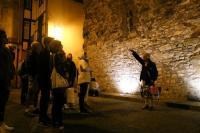 Idée de Sortie Pyrénées Atlantiques Visite guidée Bayonne au crépuscule