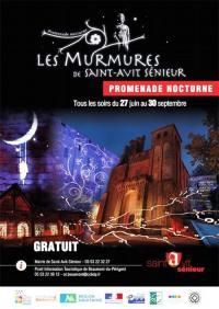 Idée de Sortie Aquitaine Saint-Avit Sénieur, un village