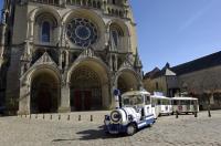 Idée de Sortie Laon Le tour de la cité médiévale de Laon en petit train !