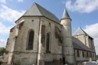 Idée de Sortie Tavaux et Pontséricourt Journées Européennes du Patrimoine : Église Fortifiée de Vigneux-Hocquet