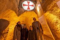 Idée de Sortie Laon Visite Secrets sous la ville dans les souterrains de Laon
