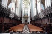 Idée de Sortie Amiens Visite guidée Le choeur de Notre-Dame