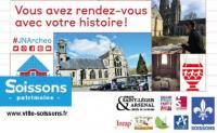 Idée de Sortie Soissons Journées Nationales de l'Archéologie