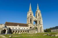 Idée de Sortie Courmelles Visite guidée de l'Abbaye Saint-Jean-des-Vignes