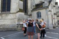 Idée de Sortie Arcy Sainte Restitue Visite guidée les mystères de Camille
