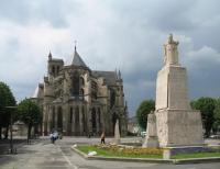 Idée de Sortie Courmelles Visite de l'église Saint-Waast