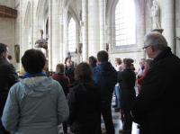 Idée de Sortie Somme Visite guidée de l'abbatiale Saint-Pierre de Corbie