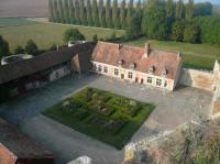 Idée de Sortie Tannières Visite guidée frissons au château de Nesles