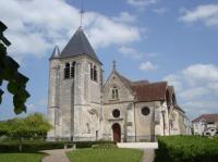 Idée de Sortie Bouranton Un jour, une église - Saint-Parres-aux-Tertres