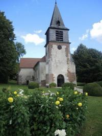Idée de Sortie Chamoy Un jour, une église - Sommeval