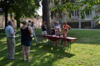 Idée de Sortie Voigny Visites Gourmandes du Circuit de la Paume