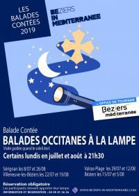 Idée de Sortie Languedoc Roussillon BALADE OCCITANE À LA LAMPE