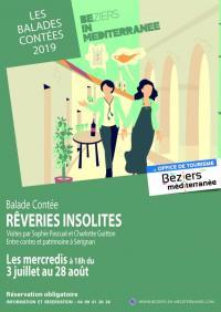 Idée de Sortie Languedoc Roussillon NOUVELLES RÊVERIES INSOLITES