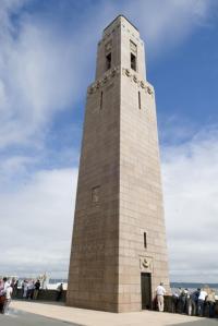 Idée de Sortie Finistère Visite guidée du monument américain