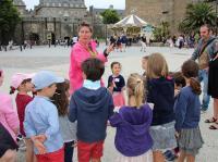Idée de Sortie Bretagne Visite famille de la Cité Corsaire