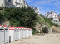 Idée de Sortie Bretagne Visite guidée : Le Décollé et ses villas (spéciale Grandes marées)