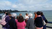 Idée de Sortie Bretagne Visite-Apéro: St-Lu côté mer