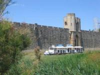 Idée de Sortie Languedoc Roussillon Le petit train d'Aigues Mortes