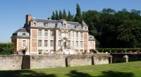Location de vacances Sainte Opportune la Mare Location de Vacances Chateau De Saint-Maclou-La-Campagne