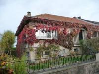 Location de vacances Châtel Saint Germain Villa Blanche gîte