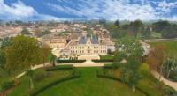 gite Les Salles de Castillon Château de Lussac