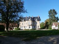 Gîte La Chapelle Saint Ursin Gîte Chateau de la Brosse