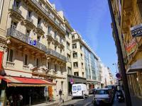 gite Paris 10e Arrondissement Berri A 1