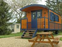 Location de vacances Verrie Location de Vacances La Roulotte du Domaine de Meigné