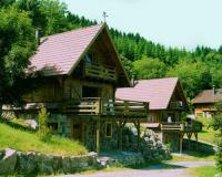 tourisme Scherwiller Chalets Le Cerf et le Sapin