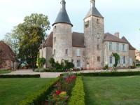 Gîte Aubigny Gîte Château de Clusors
