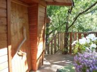 Location de vacances Saint Victor Location de Vacances Les Cabanes Silvae