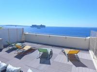 gite Cannes Beach Penthouse Palais de la Plage